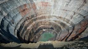 Rosja - kopalnie diamentów w Jakucji
