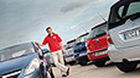 Fiat Grande Punto, Hyundai Gets, Toyota Yaris, Opel Corsa, Vw Polo, Renault Clio - Nowy wśród mieszczuchów
