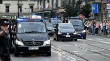 Papież Franciszek jedzie przez Śląsk. Zamknięte drogi!