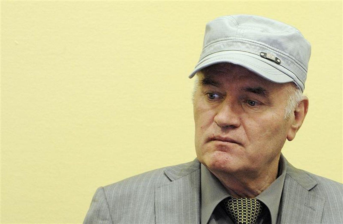 Image result for Haški tužitelj: Etničko čišćenje bio Mladićev cilj