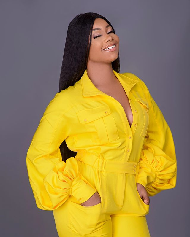 Tacha will be in Rivers state soon for what she themed a 'Home Coming.' Well, it looks like her titans will be pretty excited about her return to the social media platform.