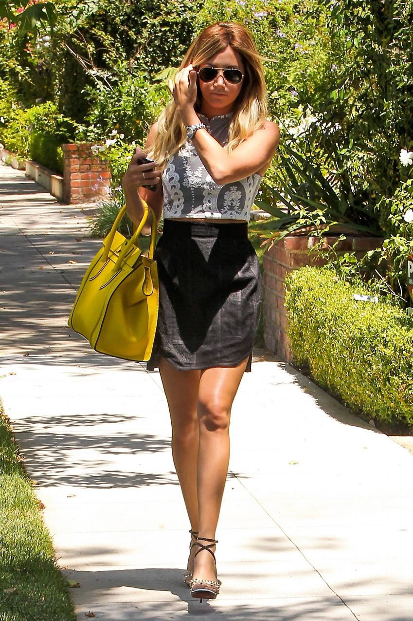 Ashley Tisdale / Getty Images