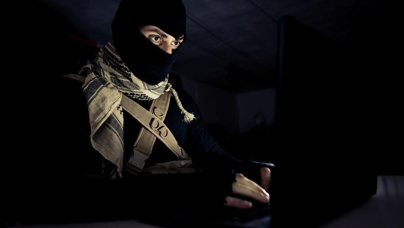 A Google felötérésére készültek az Iszlám Állam hackerei / Fotó: Shutterstock
