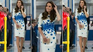 Best Look: Kate Middleton w sukience LK Bennett