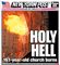 Američki mediji o požaru u srpskoj crkvi: PAKAO NA USKRS