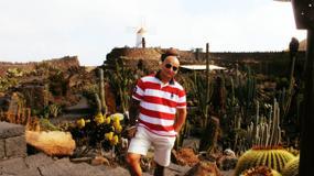 Artur Szpilka na wakacjach