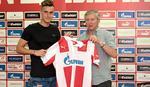 Sin Partizanovog asa potpisao četvorogodišnji ugovor sa Zvezdom