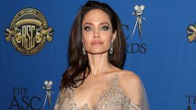 Zjawiskowa Angelina Jolie na rozdaniu nagród operatorów filmowych