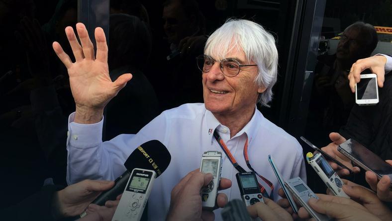 - W F1 nie ma miejsca na demokrację - od dekad powtarzał Bernie Ecclestone. Obecny stan tego sportu potwierdza jego tezę, fot. www.facebook.com/cezarygutowskiofficial