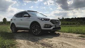 Hyundai Santa Fe - SUV prawie premium