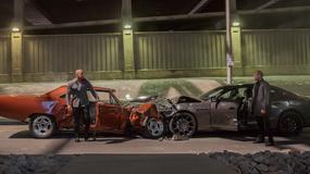 """""""Szybcy i wściekli 7"""" na Blu-ray: dobrzy, źli i przesadzeni"""