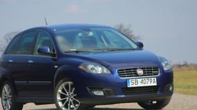 Fiat Croma - Praktyczny rodzynek Fiata