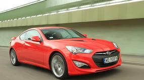 Hyundai Genesis 3.8 V6 | Test