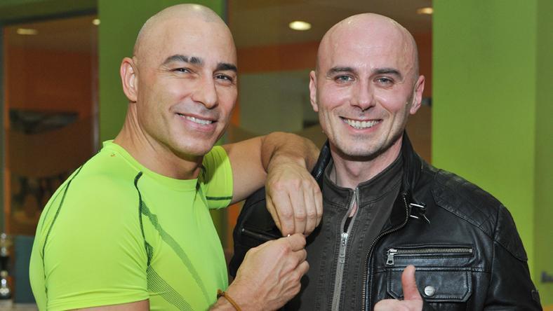 Rippel Feri (balra) és testvére, Viktor elégedett lehet, hogy tanítványuk egymás után aratja a szép sikereket. /Fotó: RAS Archívum