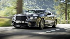 Bentley Continental Supersport – rekordzista świata