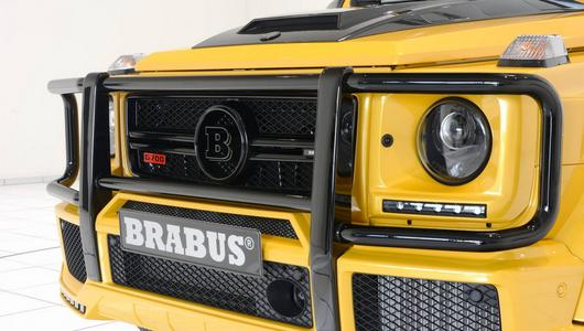 Brabus G63 Widestar