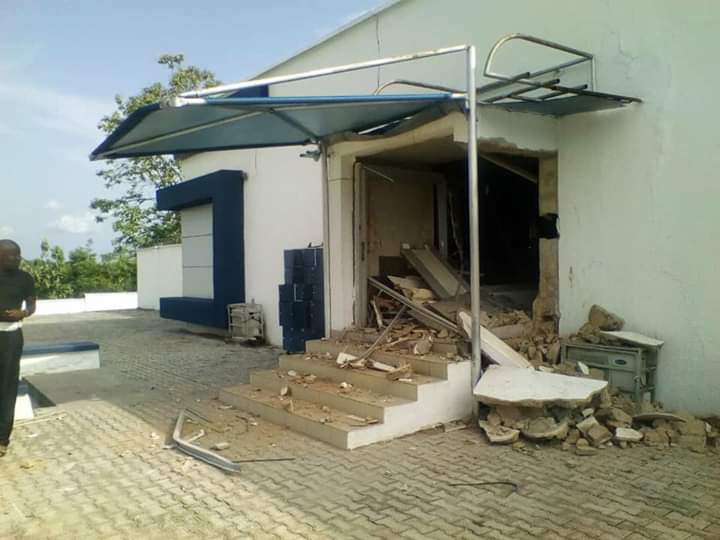 Bank robbery claims 7 lives in Ondo (Dailypost)