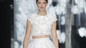 Najmodniejsze suknie ślubne. Zainspiruj się!