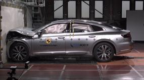 Testy zderzeniowe Euro NCAP: siedem aut rozbitych, nie wszystkie bezpieczne