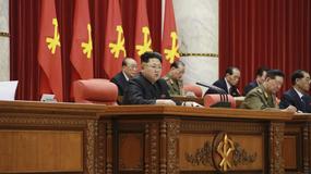 Kim Dzong Un pochwalił się nową fryzurą