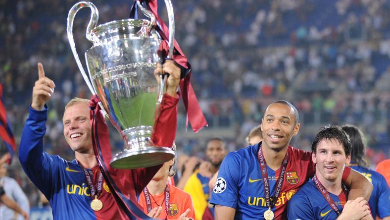 Daniel apja Bajnokok Ligáját is nyert a Barcelonával / Fotó: AFP