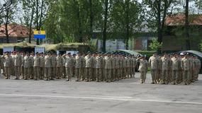 Oficjalne pożegnanie ostatniej polskiej zmiany wyruszającej do Afganistanu