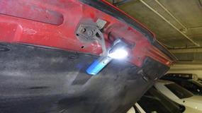Test lampy warsztatowej Philips RCH21