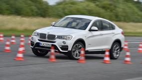 BMW X4 xDrive35d: Mocny i szykowany SUV – jeździ jak sprinter