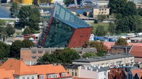 Postępy przy budowie Muzeum II Wojny Światowej w Gdańsku