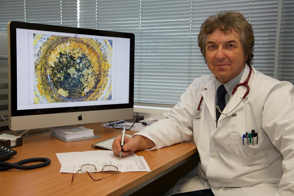 Dr Ivan Mikhailovich Petyaev / materiały prasowe