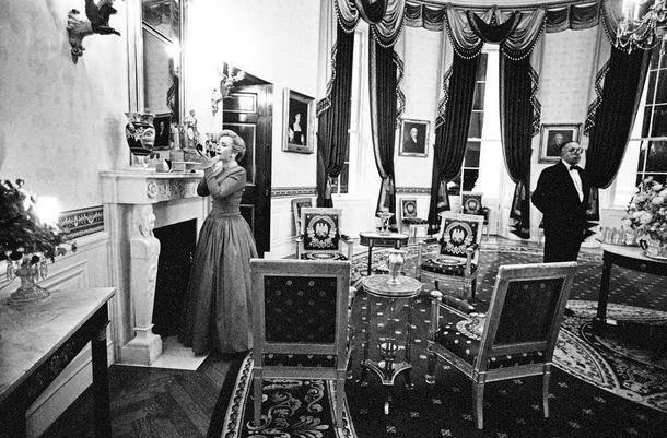 Tajemnice Białego Domu