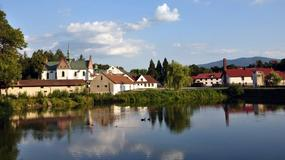 Opactwo w Szczyrzycu - jedyny nieprzerwanie istniejący klasztor Cystersów w Polsce