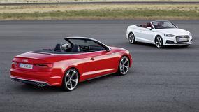 Nowe Audi A5 i S5 Cabriolet - czekając już na wiosnę