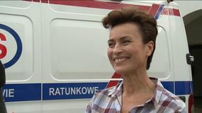 Danuta Stenka: między Elżbietą a Krzysztofem coś się wydarzy