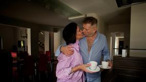 Rutkowski całuje swoją nową kobietę
