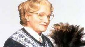 "Robin Williams w sequelu ""Pani Doubtfire"""