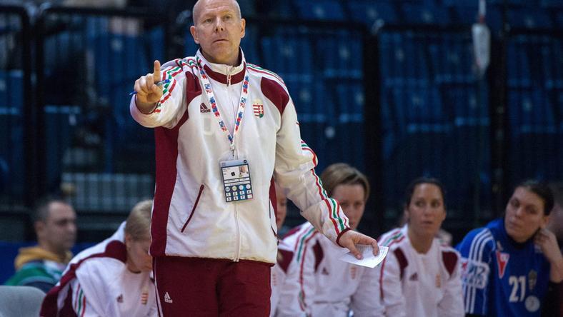 Leukémiában hunyt el Karl Erik Böhn, a Győri Audi ETO KC egykori norvég edzője / Fotó: MTI-Illyés Tibor