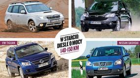 Używane SUV-y za 40 tys. zł - który będzie najlepszym wyborem?