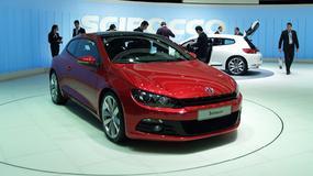 Volkswagen Scirocco - Niemiecka premiera