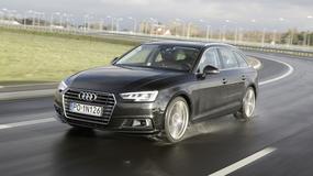 Audi A4 kombi 2.0 TDI S-tronic - perfekcyjnie poprawne
