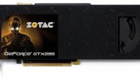 CES 2009: GeForce GTX 295 od Zotac'a