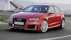 Audi RS 3 Sportback: najmocniejszy kompakt premium