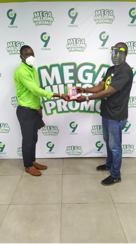 9mobile empowers filmmaker in ongoing Mega Millions Promo