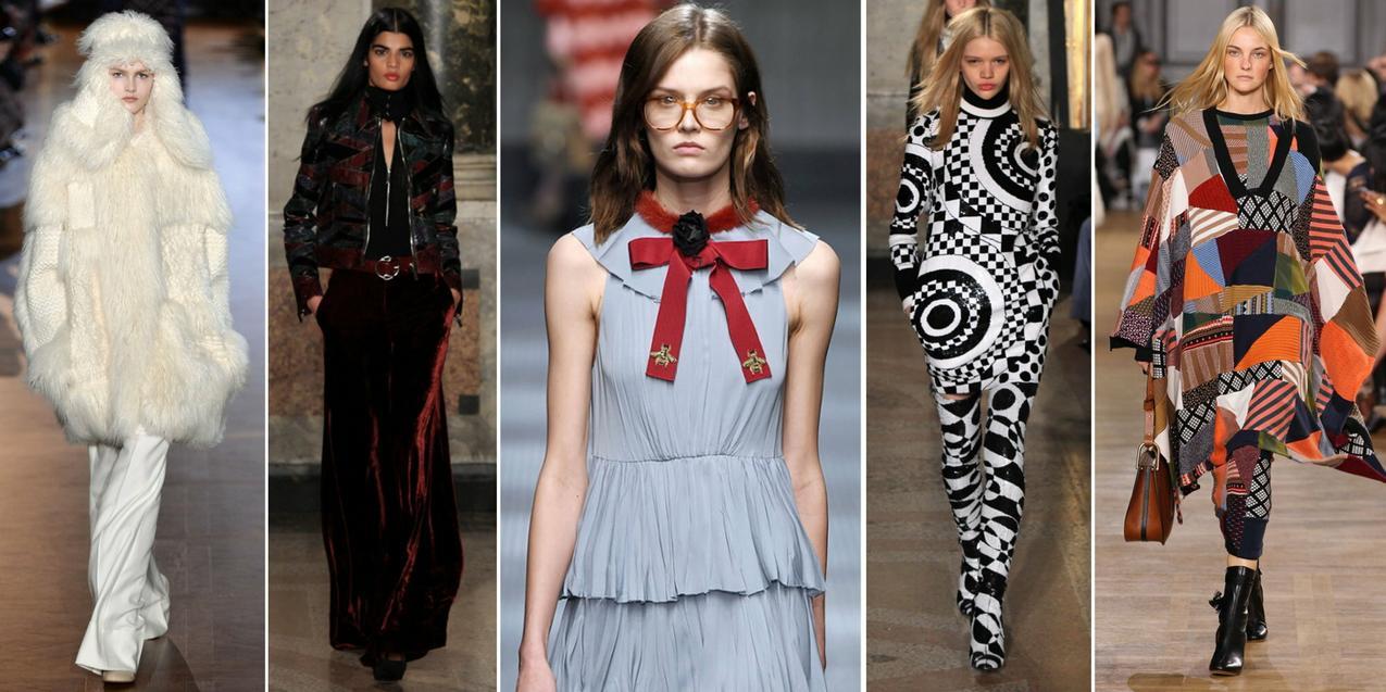 5 rzeczy z szafy babci, które są w trendach na jesień zimę 2015