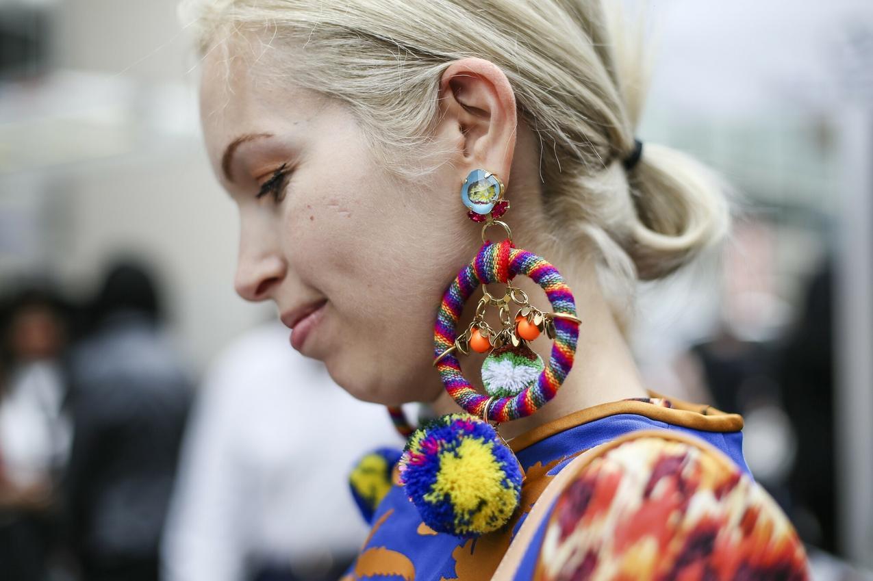 Ultrakolorowa biżuteria