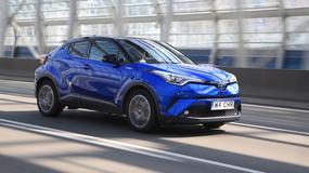 Toyota C-HR Hybrid - przyszłość bez problemów
