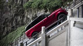 Range Rover Sport PHEV dotarł do Bramy Nieba