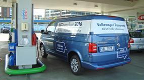 VW Transporter 2.0 TDI – 1058 km na jednym zbiorniku