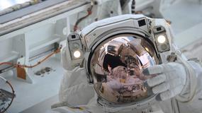 Zdjęcia wykonane w kosmosie