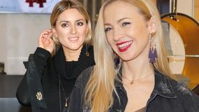 Karolina Szostak i Barbara Kurdej-Szatan oczarowały na imprezie. Która wyglądała lepiej?